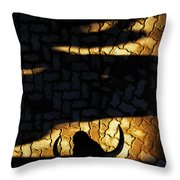 Toro Throw Pillow