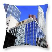 Toronto 12 Throw Pillow