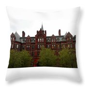 Toronto 19 Throw Pillow