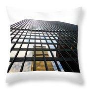 Toronto 3 Throw Pillow