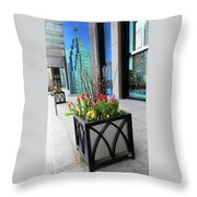 Toronto 8 Throw Pillow