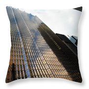 Toronto 9 Throw Pillow
