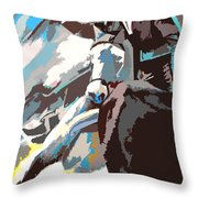 Toroscape 31 Throw Pillow