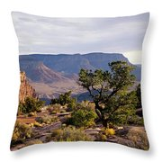 Toroweap Throw Pillow
