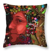 Torrens Elena Throw Pillow
