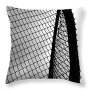 Tortured Temptation  Throw Pillow