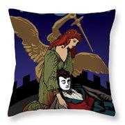 Tosca Throw Pillow