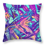 Tossed About Throw Pillow
