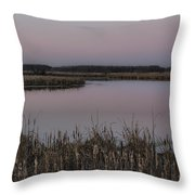 Total Peace And Calm Throw Pillow