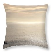 Total Peace Throw Pillow