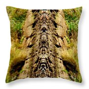 Toto Totum Throw Pillow