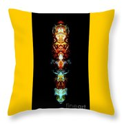 Totum #01 Throw Pillow