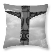 Totum Throw Pillow