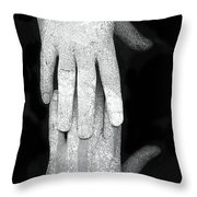 Touch Throw Pillow