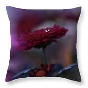 Touch... Throw Pillow