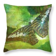 Touch Of Blue 8251 Idp_2 Throw Pillow