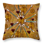 Touch Of Everyday Things Throw Pillow