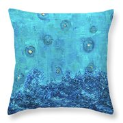 Touch Of Light Throw Pillow