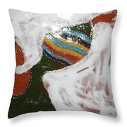 Touch The Sky - Tile Throw Pillow