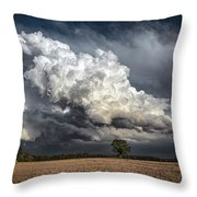 Touch The Sky Throw Pillow