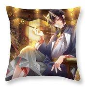 Touken Ranbu Throw Pillow
