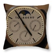 Tourneau Throw Pillow