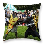 Tourney 17 Throw Pillow