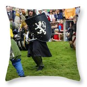 Tourney 6 Throw Pillow