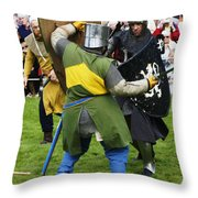 Tourney 7 Throw Pillow