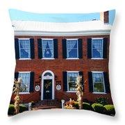 Tousey House Throw Pillow