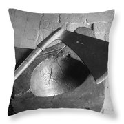 Tower: Execution Block Throw Pillow