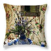 Tower Grove House Study 6 Throw Pillow