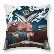 Town And Country Bumper Throw Pillow