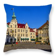 Town Square Kalmar Throw Pillow