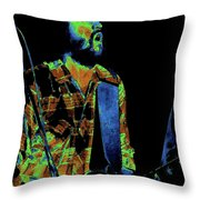 Toy Caldwell Art Throw Pillow