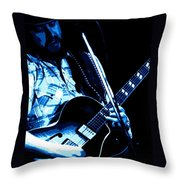 Toy Caldwell In Spokane Throw Pillow