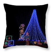 Toy Wonderland Throw Pillow