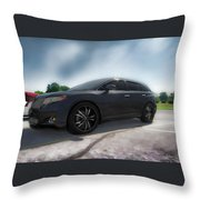 Toyota Venza_2011 Throw Pillow