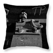 tp II Throw Pillow