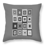 Tp.2.37 Throw Pillow