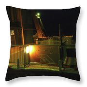 Tr10 Sandia Tram Throw Pillow