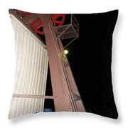 Tr15 Sandia Tram Throw Pillow