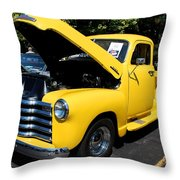Traci II Throw Pillow