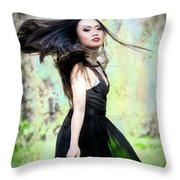 Tracie Dang 1 Throw Pillow