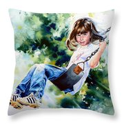 Tracy Throw Pillow