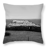 Trail Ghosts Throw Pillow