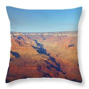Trailview Overlook Iv Throw Pillow