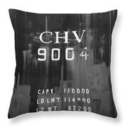 Trains 14 Box Camera Throw Pillow
