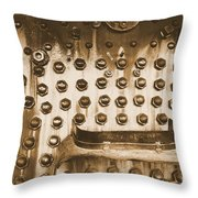 Trains 4 2 Throw Pillow