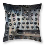Trains 4 5 Throw Pillow
